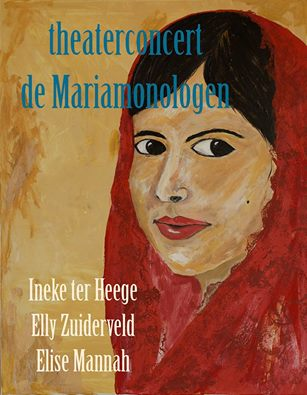 Maria Monologen – 21 november 2015 in Gouda.