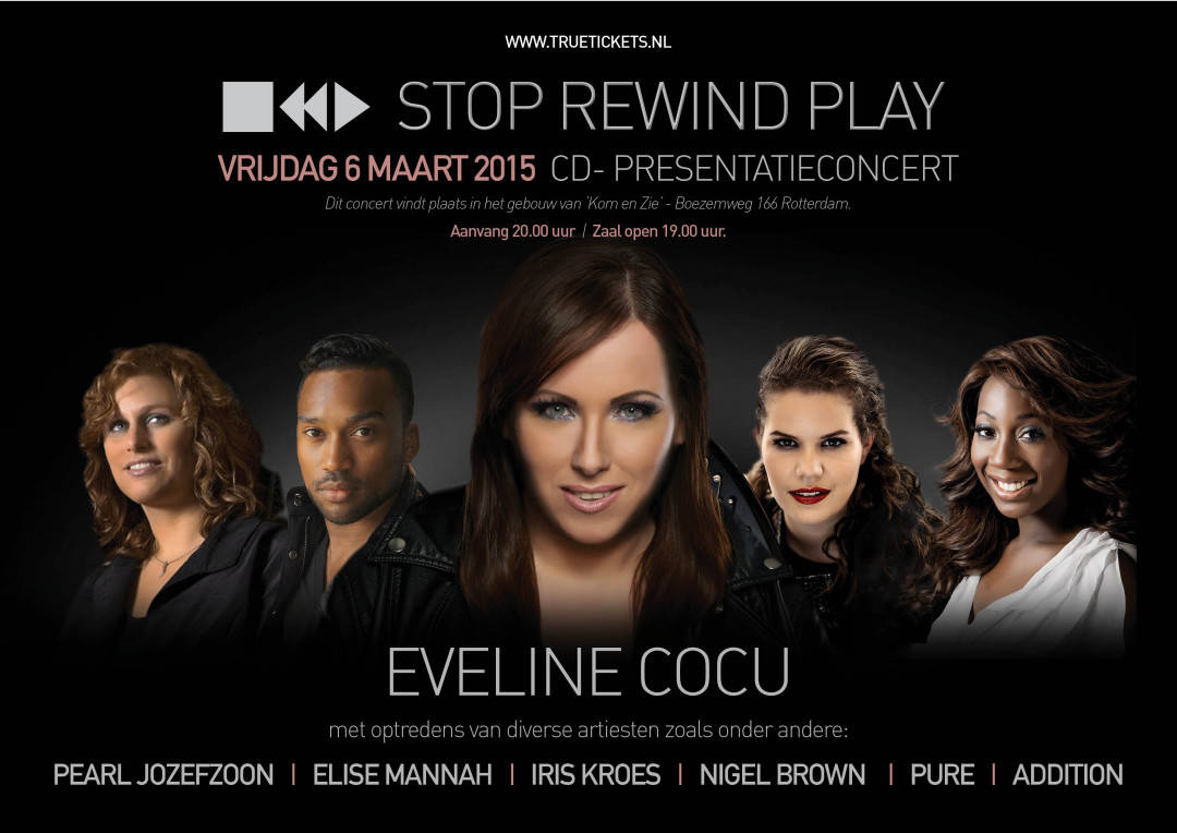 Stop Rewind Play