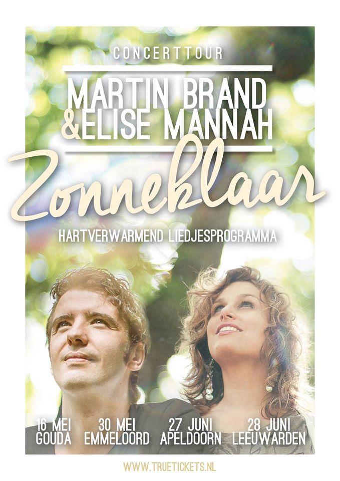 Martin Brand & Elise Mannah – Zonneklaar