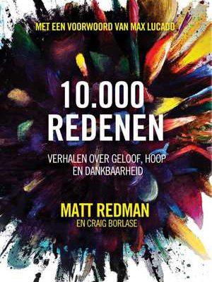 Afbeeldingsresultaat voor boek matt redman 10.000 redenen