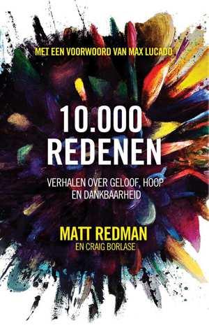 10.000 redenen tot Dankbaarheid