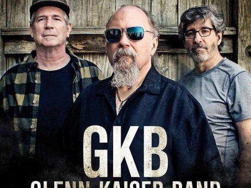 Glenn Kaiser Band met doorleefde blues naar Nederland