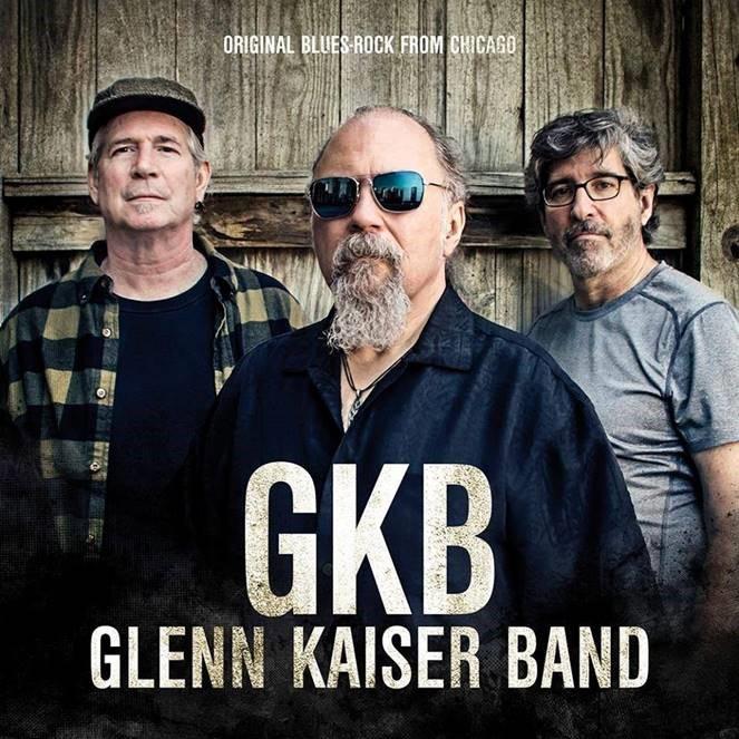 Glenn Kaiser Band met onvervalste blues naar Nederland