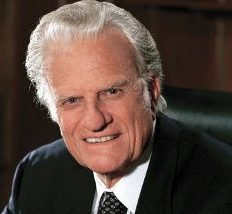 Billy Graham overleden