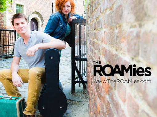 The Roamies 12 oktober bij Samma