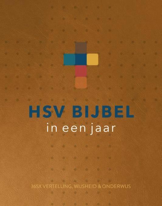 HSV Bijbel in een jaar.