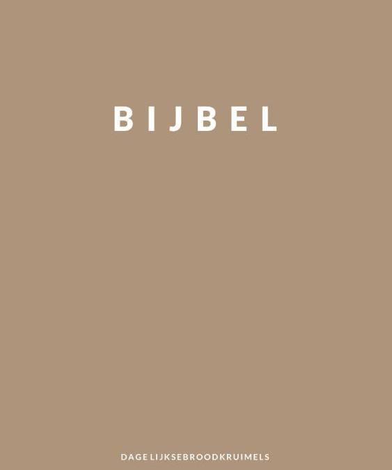 Bijbel HSV Dagelijkse broodkruimels